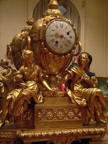 Mantel Clock French 1772...