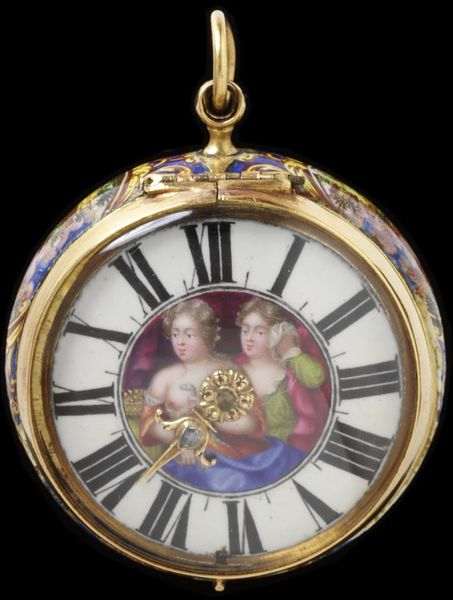 Watch and case | Huaud, Ami | V&A Search the Collections