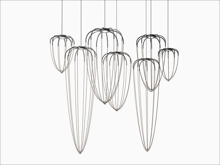 Japanese designer Ryosuke Fukusada has created a sculptural and minimalist penda...