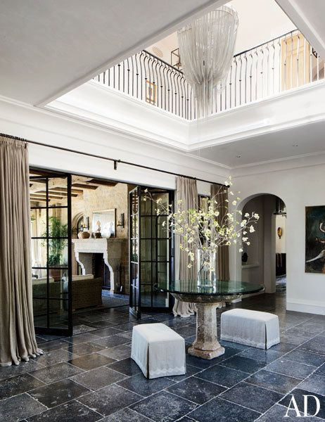 Gisele Bündchen and Tom Brady's House in Los Angeles | Architectural Digest