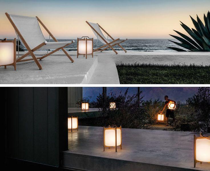 8 Outdoor Lighting Ideas To Inspire Your Spring Backyard Makeover / Lanterns - U...
