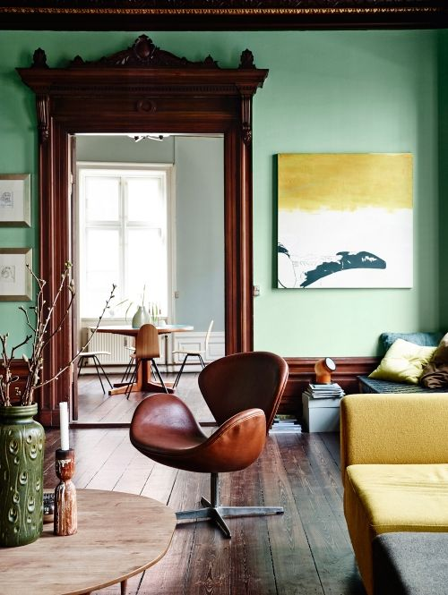 Interior Design Principles: Creating Rhythm in Your Home