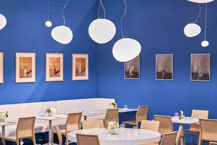 Foscarini Illuminates The Armory Show's VIP Lounges...