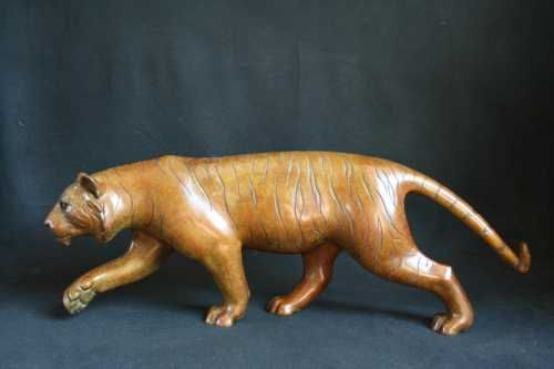 #Bronze #sculpture by #sculptor Adam Binder titled: 'Burning Bright (Small Indoo...