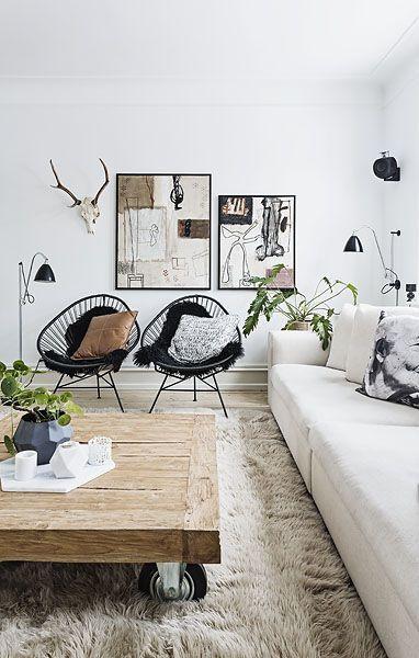 10 x Scandinavische interieurs om het warm van te krijgen