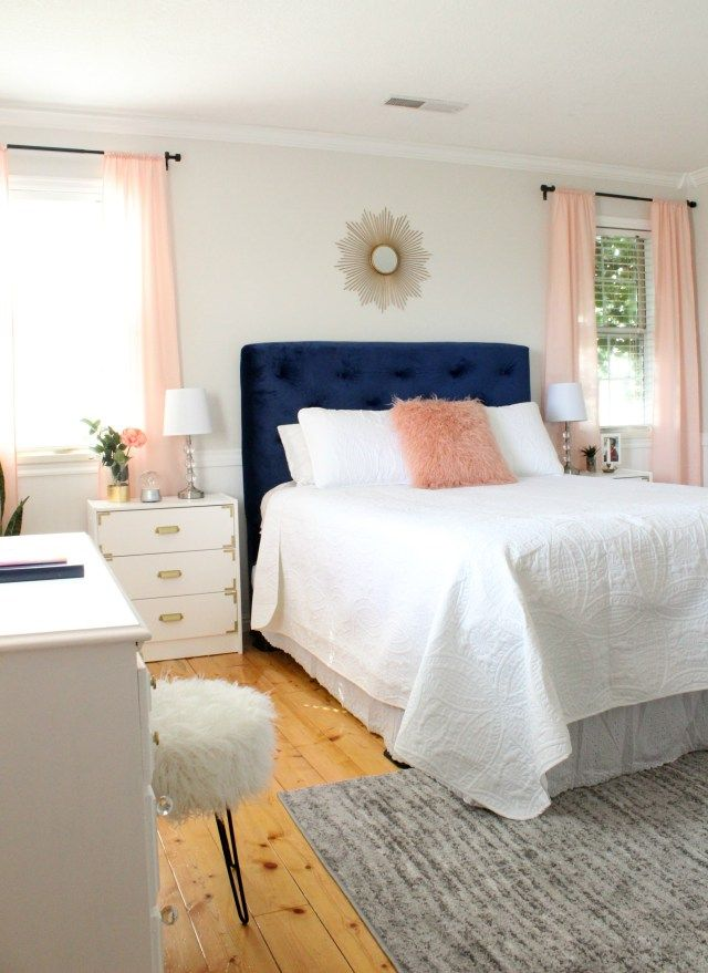 Best Decor Hacks Gorgeous Teen Bedroom With A Diy Tufted