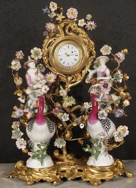 French 19th Century Louis XV...