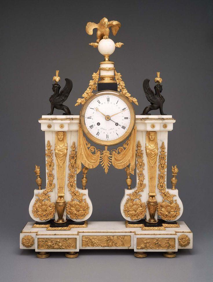 Mantel clock | Museum of Fine Arts, Boston