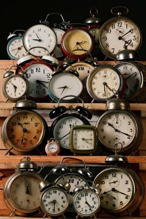 clocks by brisshu  - I love vintage and antiques!  I have always loved old clock...