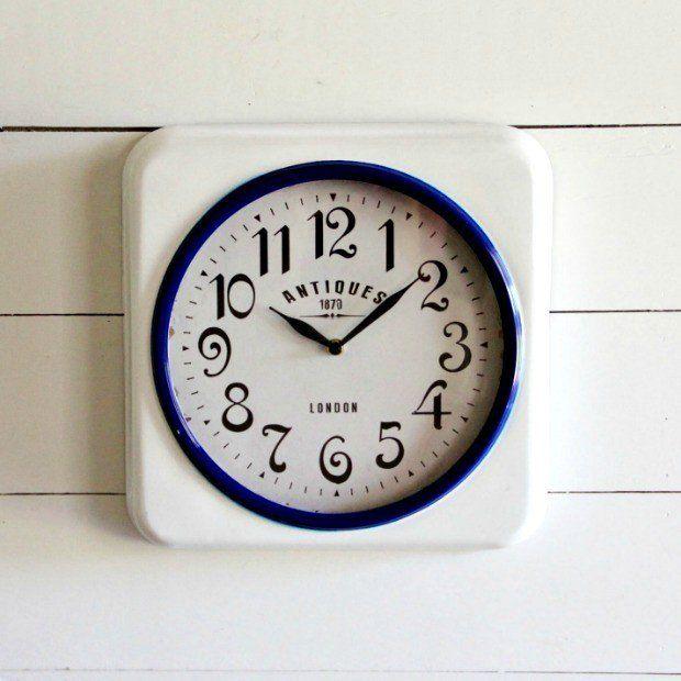 Retro Inspired Wall Clock...