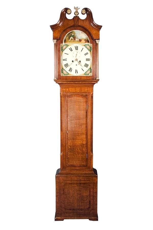 Clocks vintage time pieces antique victorian oak for Antique decoration pieces