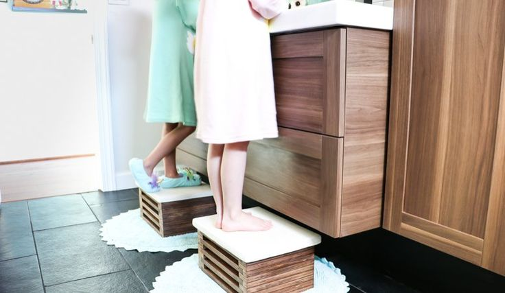 Admirable Decor Diy Inspiration Wow This Diy Wooden Step Stool Is Creativecarmelina Interior Chair Design Creativecarmelinacom