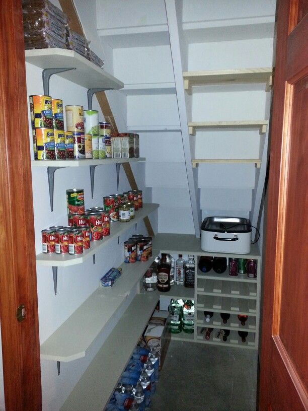 Decor Hacks Awesome Understairs Pantry Decor
