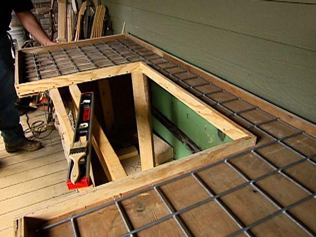 Decor Hacks How To Create Custom Concrete Countertops