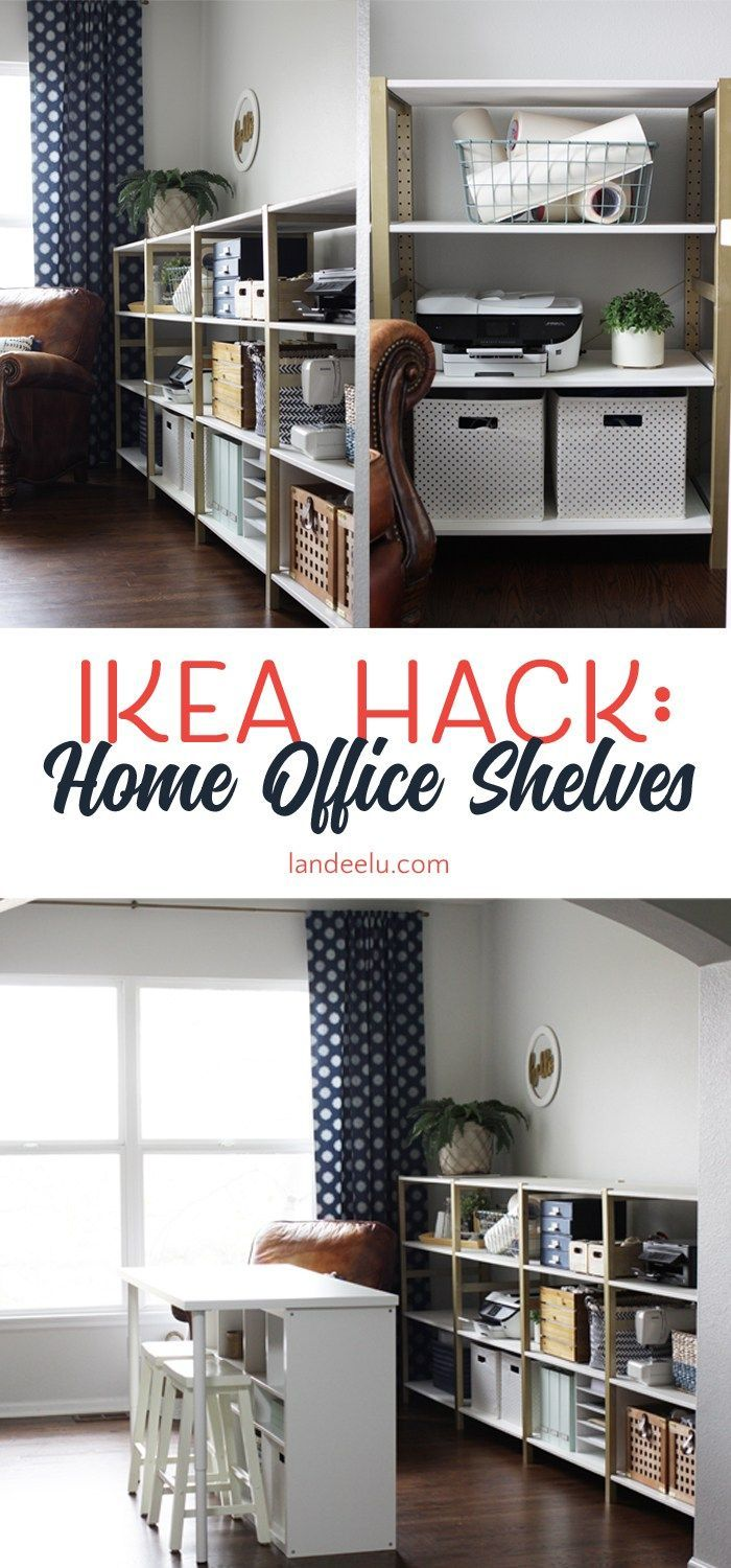 Decor hacks over 11 linear feet of chic shelving made for Super cheap home decor