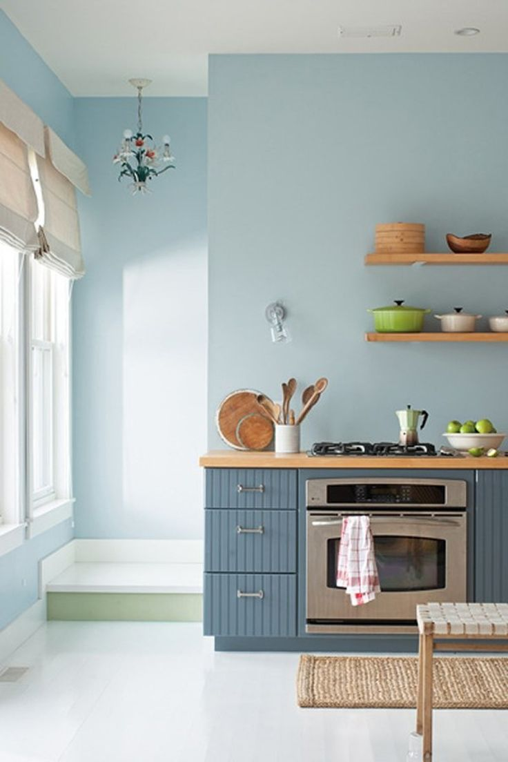The Best Kind of Paint for Painting Kitchen Cabinets