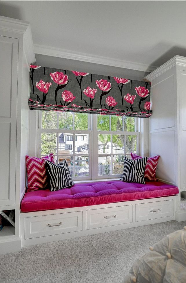Want a curtain style like that