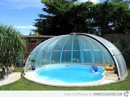 Decor - Pools : A swim pool in a bubble?!?! Does this mean I could ...