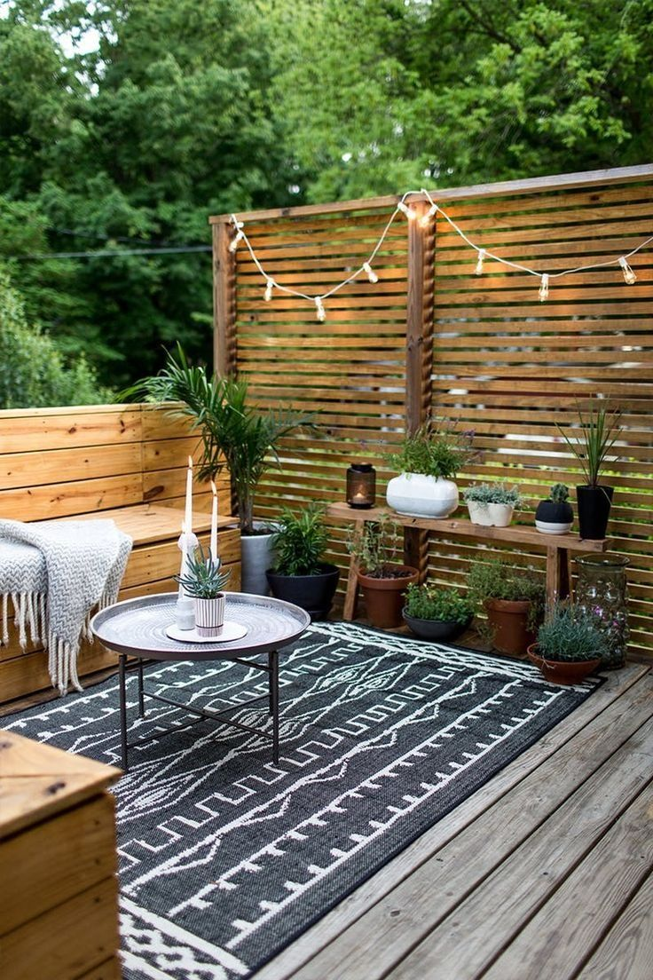 If you want an outdoor space that's as stylish as your indoor space, look no...