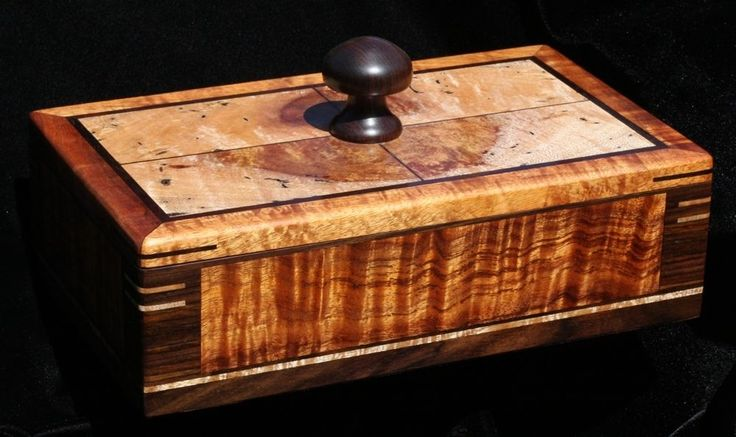 Custom Made Desk Chest