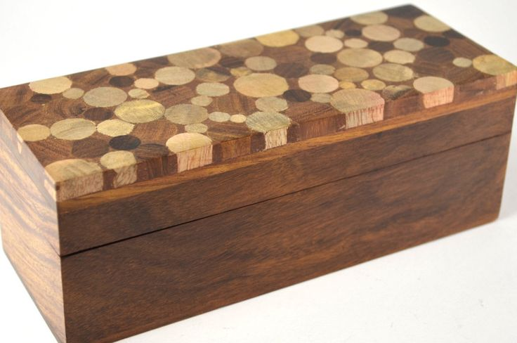 Decorative Boxes Sheesham Pencil Box Handcrafted Wooden