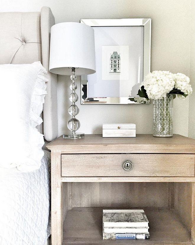 Bedroom Nightstand Styling Easy Ways