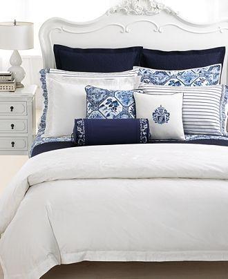 Furniture Bedrooms Master Bedroom Mediterranean Blues And