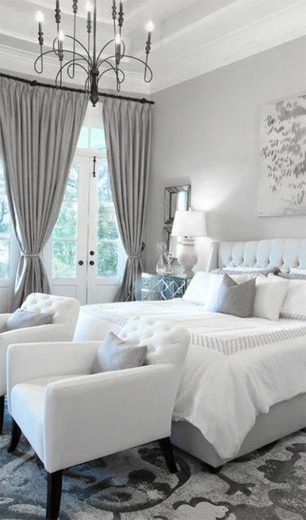 Furniture Bedrooms Modern Bedrooms Black To White Shading With A Rh  Decorobject Com