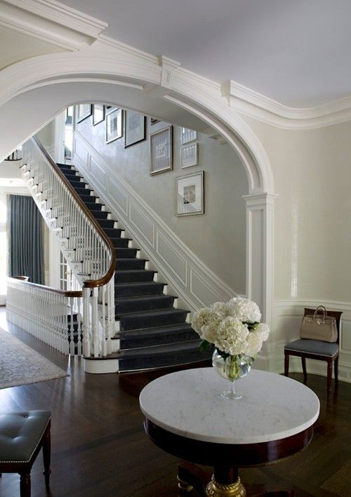 Furniture Entryway Greenwich Residence Ct S B Long