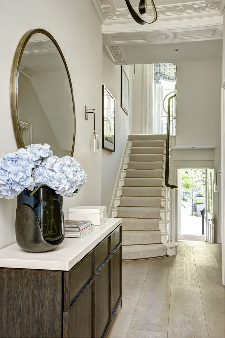 Elegant Foyer Furniture : Furniture entryway simple and elegant entry way