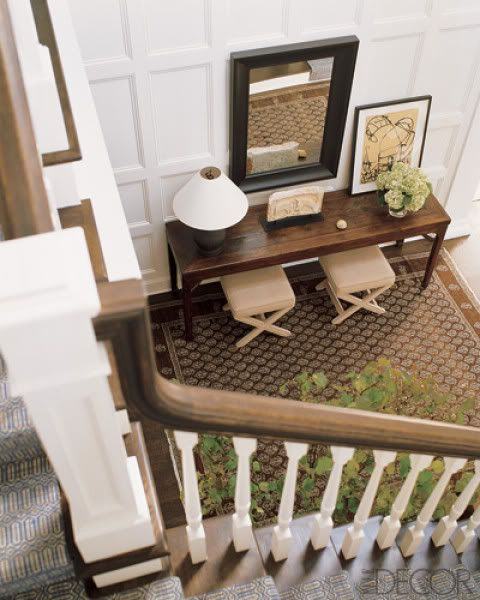 Small Foyer Inspiration : Furniture entryway small and foyer ideas