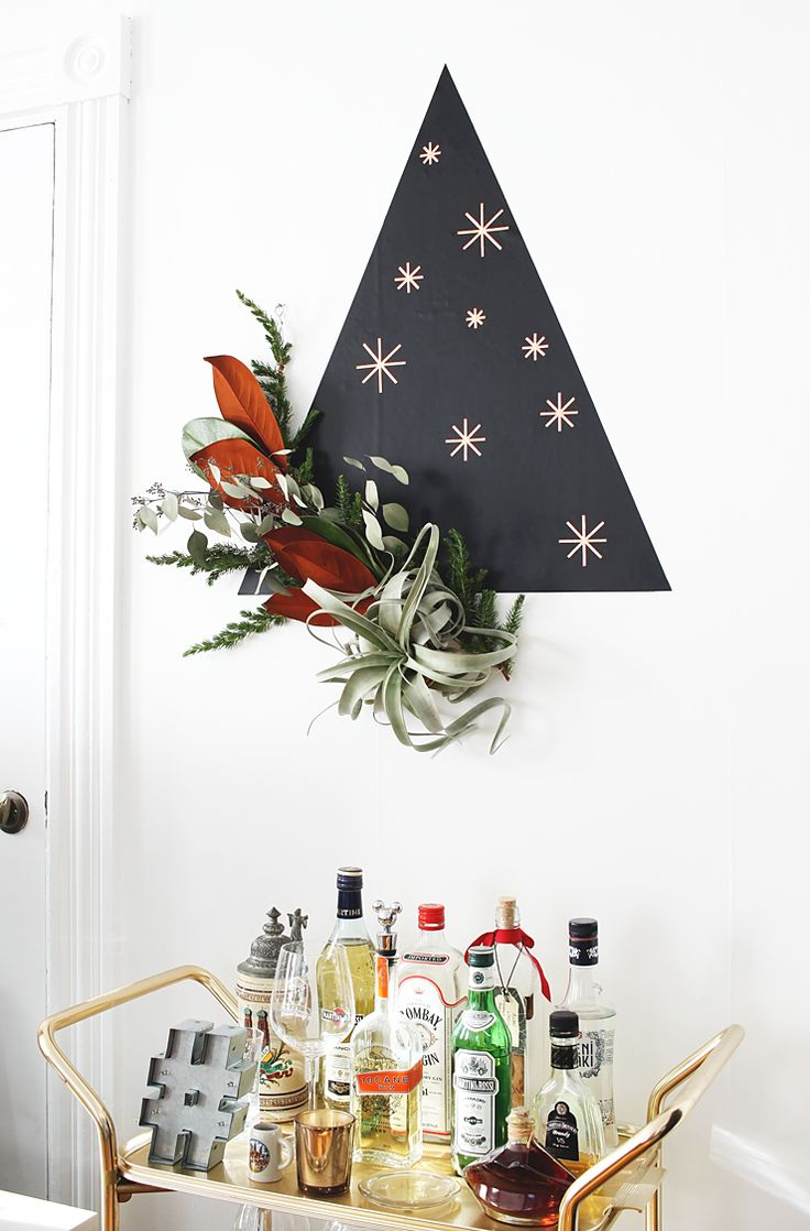 DIY Modern Air Plant Garland by Idle Hands Awake...