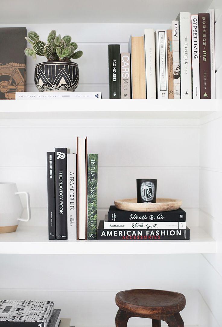 Home Decor - Living Room : home decor shelf styling inspiration ...