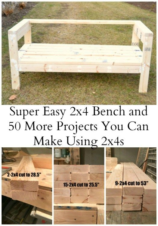 Home Decorating Diy Projects 12 2x4 Boards Can Equal One Awesome