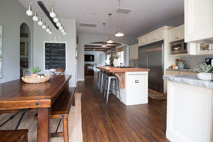 Home Decorating Diy Projects Butcher Block Kitchen Island Modern
