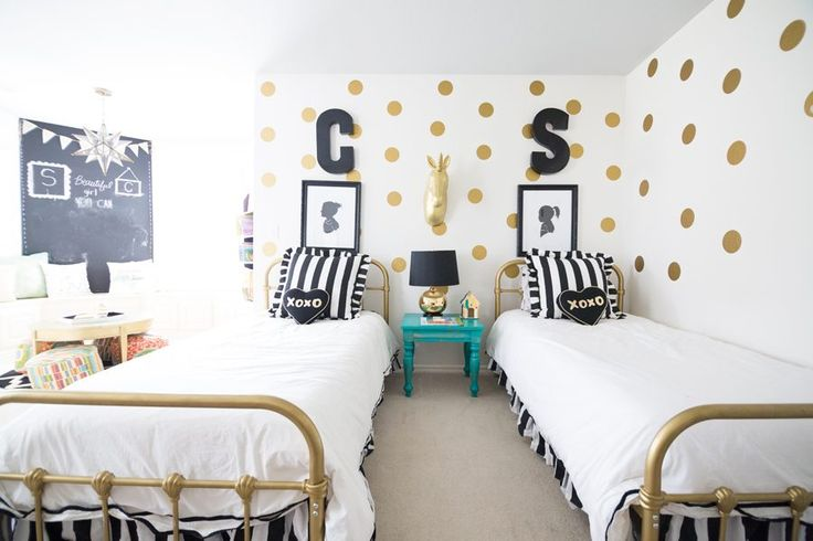 Home Decorating DIY Projects : CC And Mike Home Tour   Little Girls Room ...