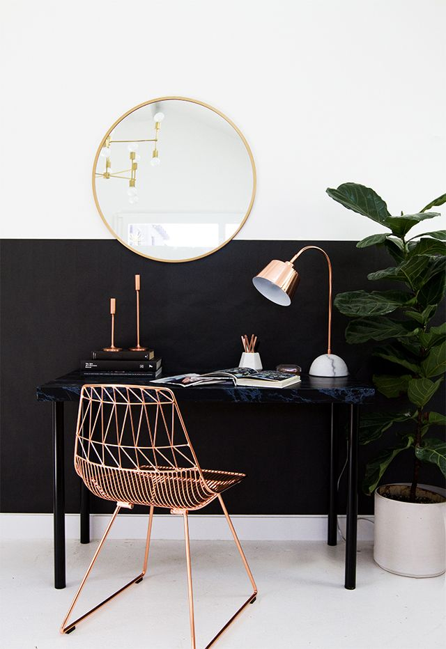 Home Decorating DIY Projects Copper