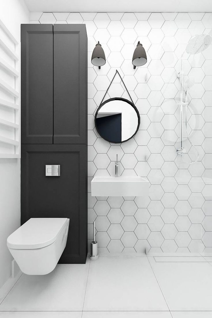 Home Decorating DIY Projects: Eclectic style bathroom by I Home ...