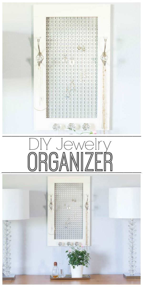 Home decorating diy projects learn how to make a jewelry for How to learn to decorate your home
