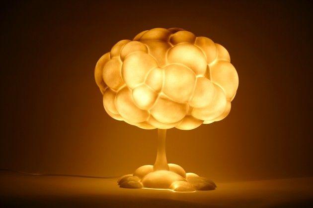 Mushroom Lamp by h220430...