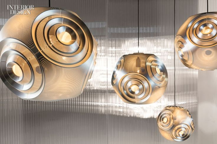 New Lighting from Tom Dixon, Flos, and More...