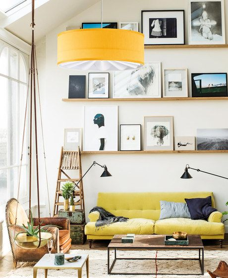 Lamps And Lighting– Home Decor : Pleats Features A Design