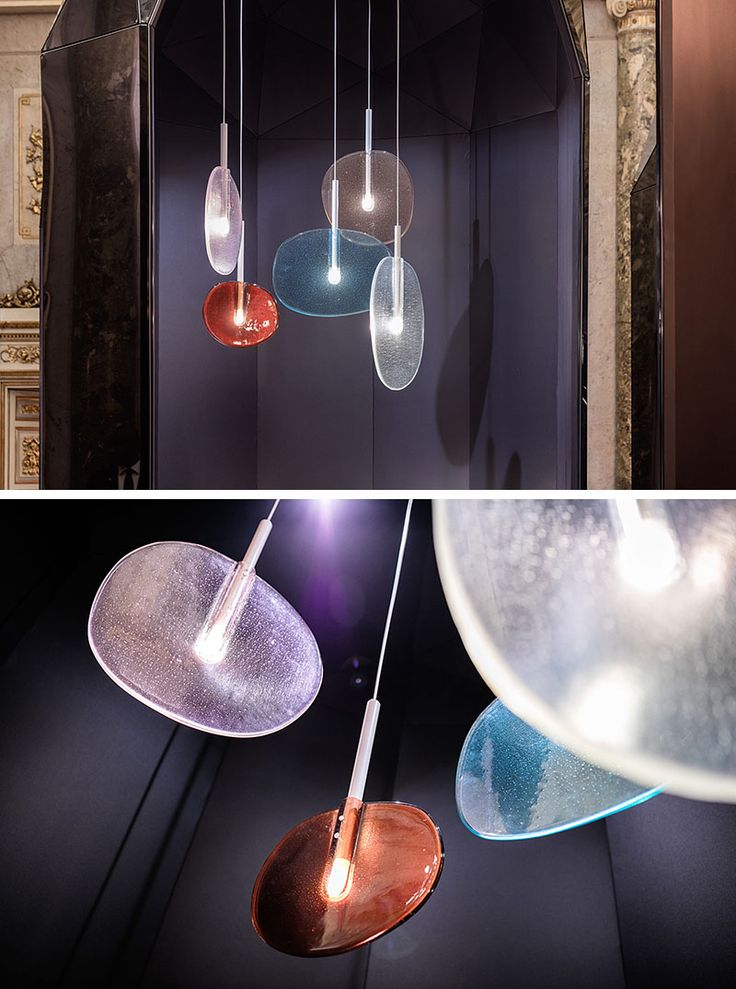 Lamps and lighting home decor the lollipop collection for Decorative objects for home