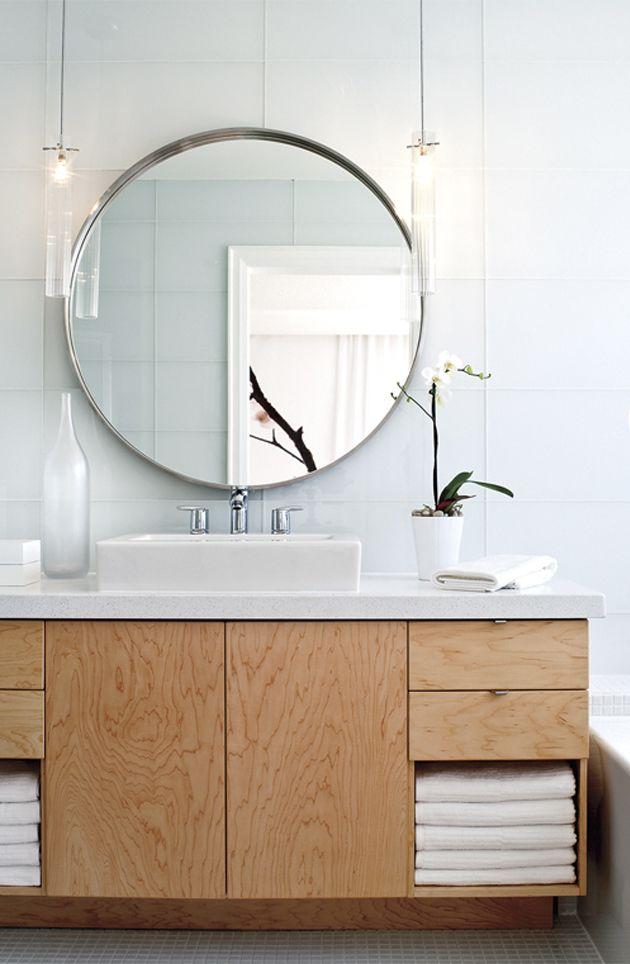 8 Fabulous Bathroom Mirrors - The Interior Collective
