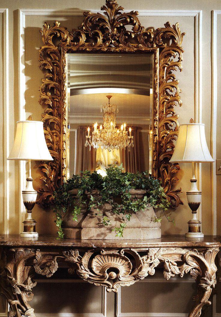mirrors home decor anthony michael interior design big