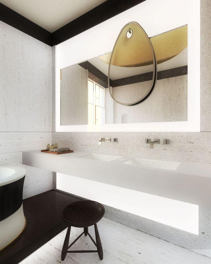 Mirrors home decor hotel du louvre paris tristan for Decorative objects for home