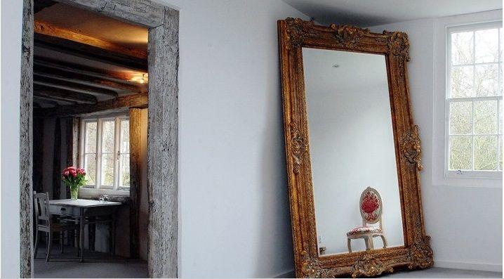 Mirrors home decor miroir for Reparation miroir