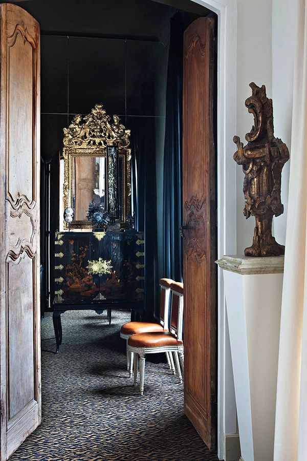 Reflections on Marvelous Mirrors