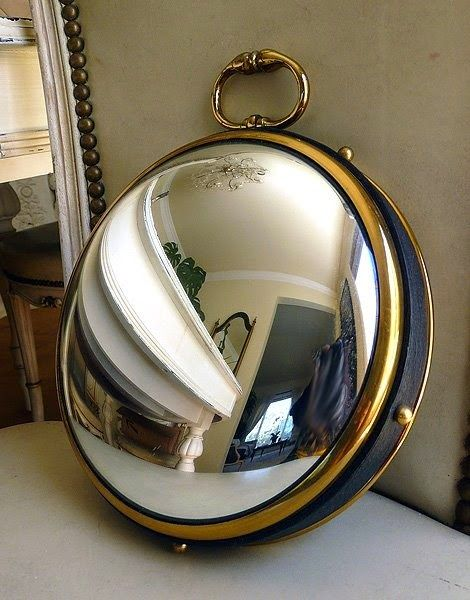 South Shore Decorating Blog: What I Love Today: Captain's Mirrors and Concav...