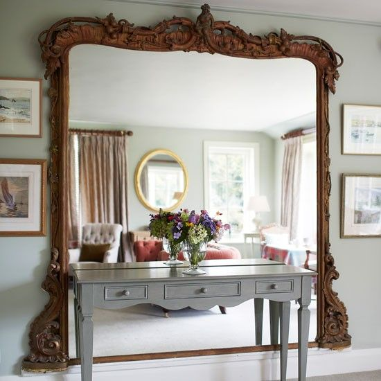 To find out how to use a console table to add charm and interest just click on t...